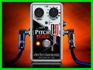 EHX Pitch Fork FX-guitar harmonizing made easy ! Cornwall Ontario image 1